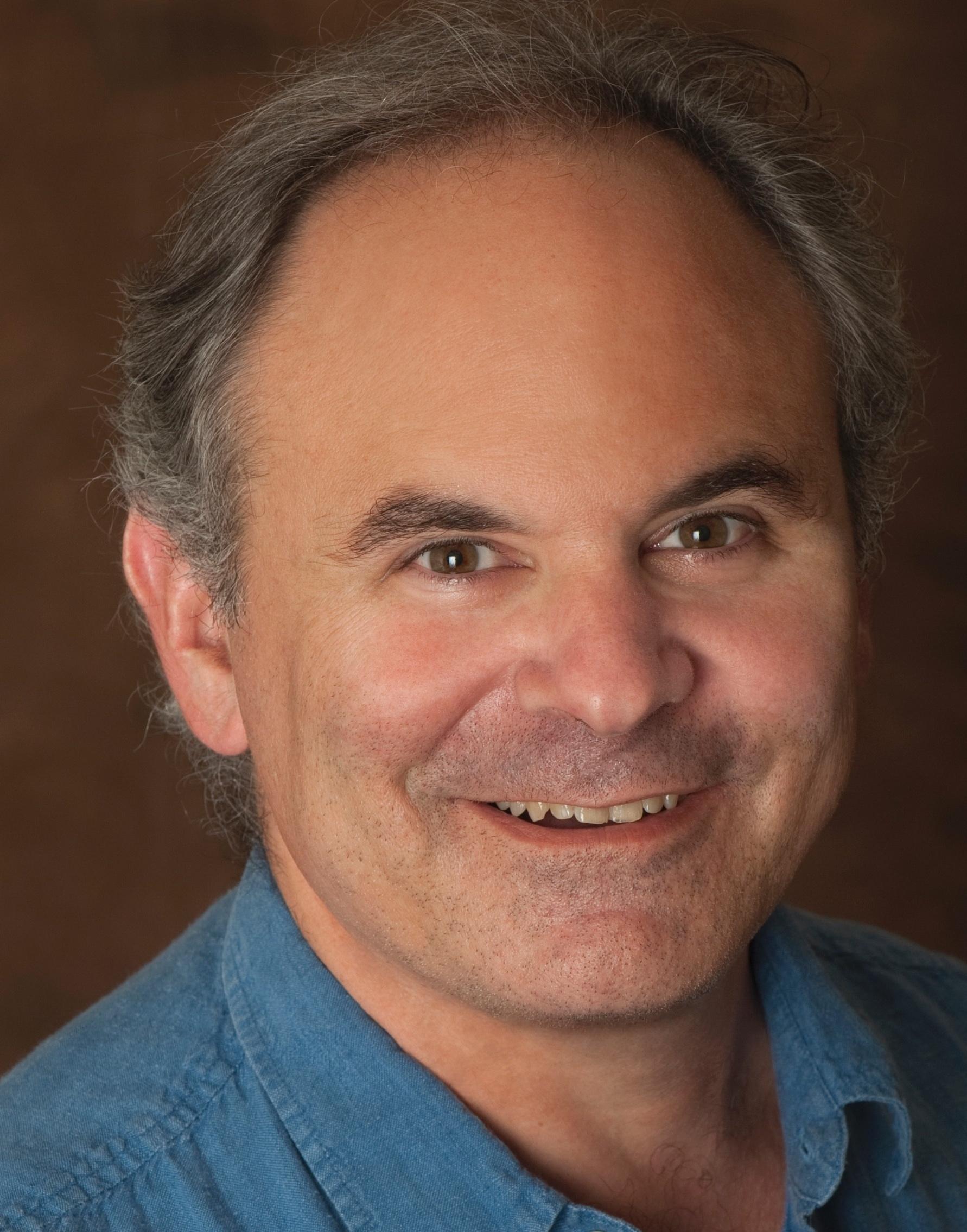 David Kudler headshot
