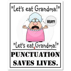 Grandma cartoon