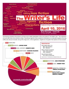 Writers Life Flyer