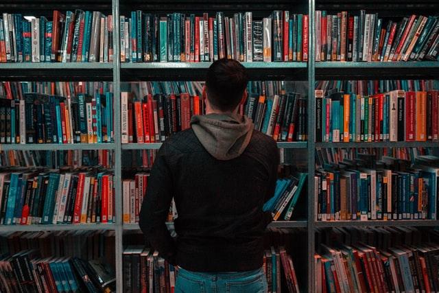 "Photo by <a href=""https://unsplash.com/@matt__feeney?utm_source=unsplash&utm_medium=referral&utm_content=creditCopyText"">matthew Feeney</a> on <a href=""https://unsplash.com/s/photos/library?utm_source=unsplash&utm_medium=referral&utm_content=creditCopyText"">Unsplash</a>"